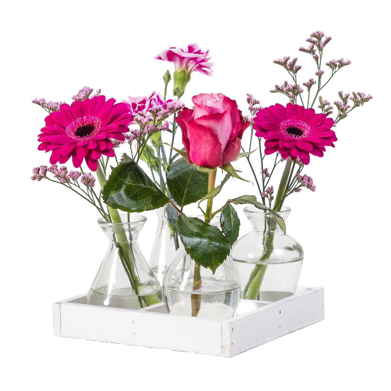 Vasen-Set Liebste Mama und Vintage-Rahmen Mom is just Wow - jetzt ...