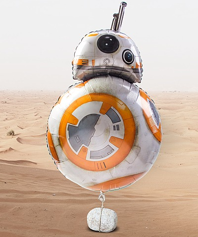 Ballon Star Wars BB-8
