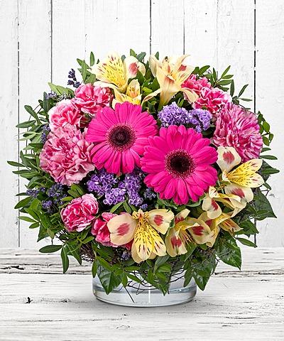 Valentinstagsgruß Von Valentins   Schenken Sie Freude! | Valentins  Blumenversand   Blumen Und Geschenke Versenden