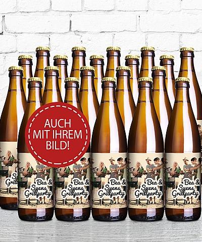 Geschenke personalisiertes bier