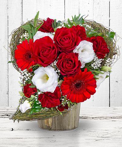 Fesselnd Blumensträuße Verschicken   Blumenversand Valentins | Valentins  Blumenversand   Blumen Und Geschenke Versenden