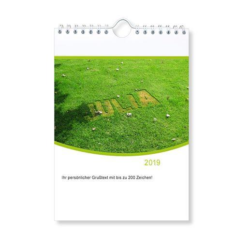 Mein eigener Wand-Kalender (DIN A4 - Hochformat)