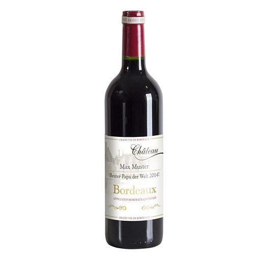 Mein eigener Bordeaux (1x0,75l) und Sommelier Set