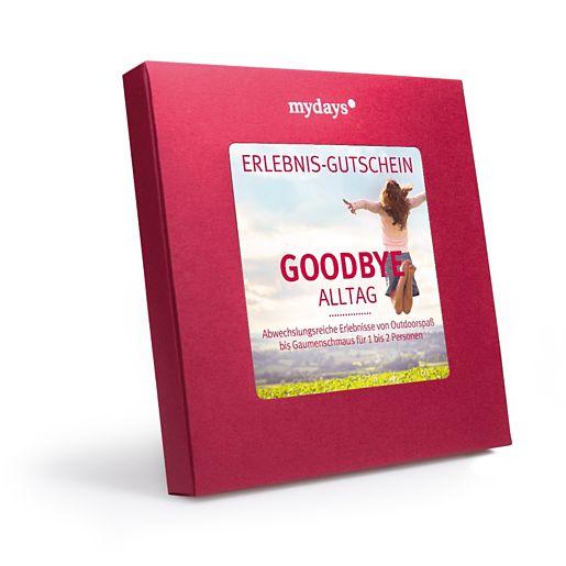 mydays Box: Goodbye Alltag