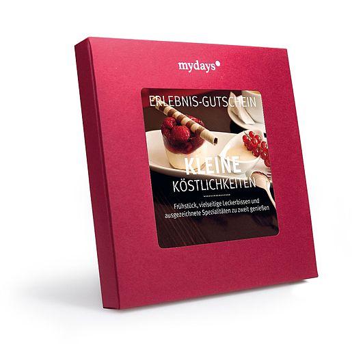 mydays Box: Kleine Köstlichkeiten