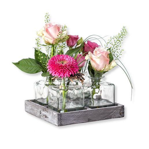 Vasen Set Rosé