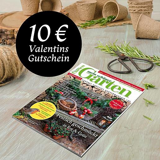 Zeitschrift Mein Schöner Garten Halbjahres-Geschenkabo
