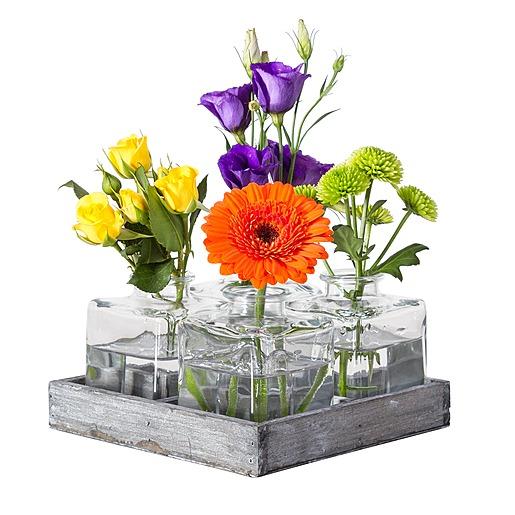 Vasen-Set Farbenfreude