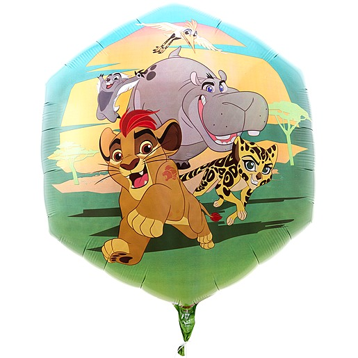 Ballon Garde der Löwen