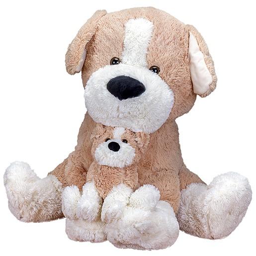 Valentins DE XXL-Kuschel-Hund