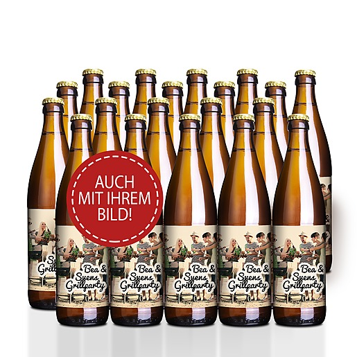Mein eigenes Bier (20 x 0,5 l)