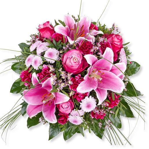 Blumen zur geburt eines kindes verschicken blumen und for Zum hochzeitstag bilder