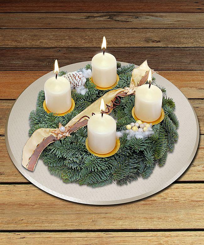 adventskranz angel jetzt bestellen bei valentins valentins blumenversand blumen und. Black Bedroom Furniture Sets. Home Design Ideas