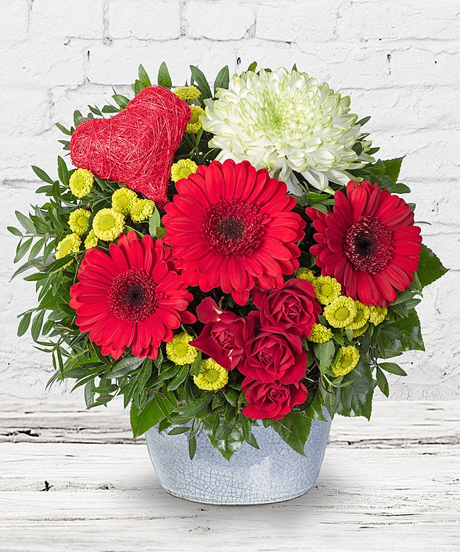Blumenstrauss I Love You
