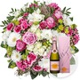 You are the Best und Champagner Veuve Clicquot Rosé 18407