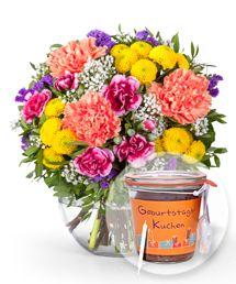 Blumen Geburu Geburtstagsportal