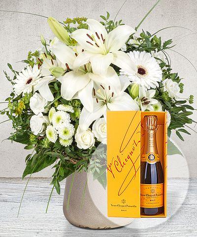 Blumen Zur Hochzeit Schenken Blumenstrauß Als Hochzeitsgeschenk