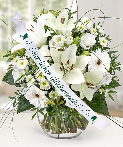 Grosser Blumenstrauss Fur Riesiege Freude Versenden Valentins