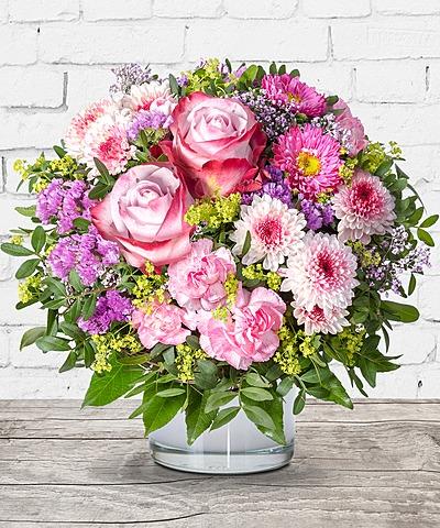 Blumenversand Europaweit Und International Mit Valentins