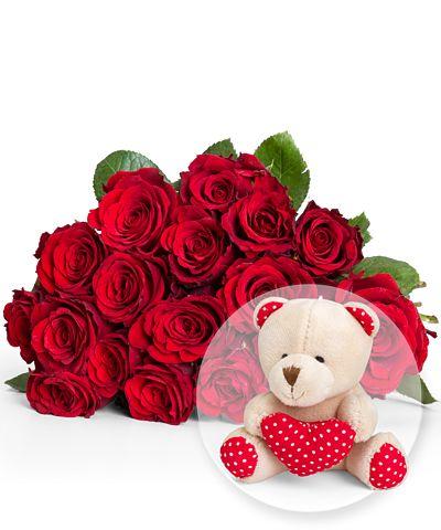 100 rote rosen preis