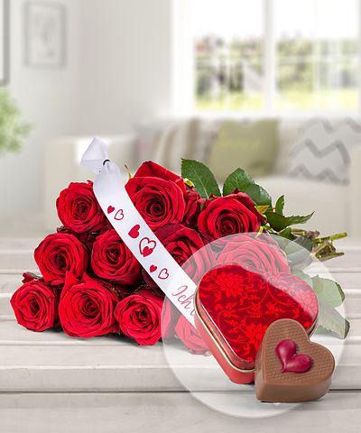 Blumenversand Zur Hochzeit Punktlich Mit Valentins
