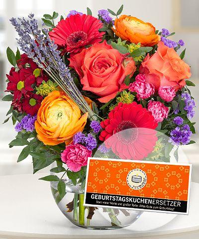 Geburtstagsblumen Blumenstrauss Zum Geburtstag Verschicken