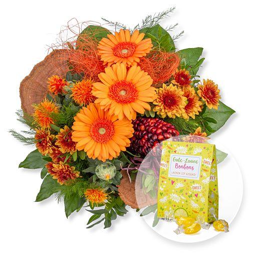 Nützlichblumen - Amber und Gute Laune Bonbons - Onlineshop Valentins