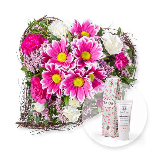 Nützlichblumen - Für Dich und Blütenrausch Pfingstrosen Handcreme Für Dich - Onlineshop Valentins