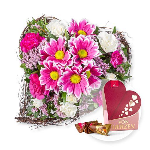 - Für Dich und Kleiner Gruß Von Herzen - Onlineshop Valentins