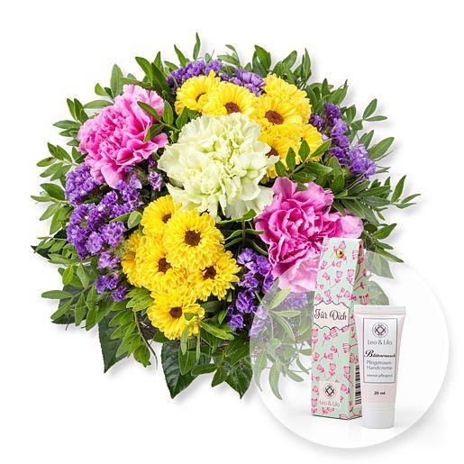 Bolero und Blütenrausch Pfingstrosen-Handcreme Für Dich