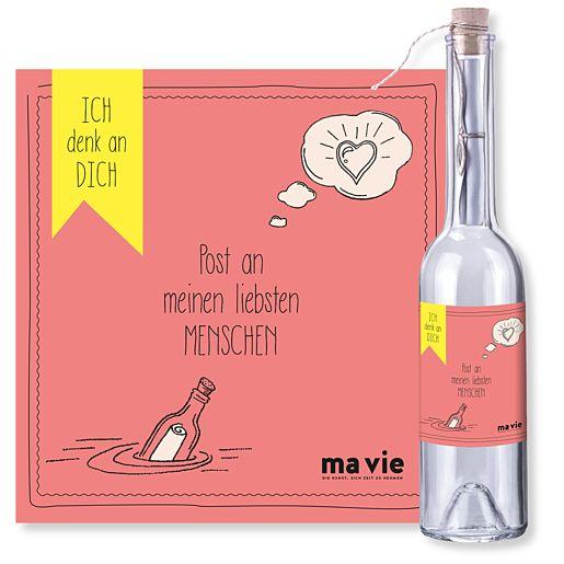 Flaschenpost Herzenssache