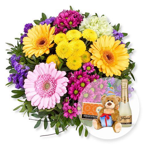 Alles Liebe,Geschenk-Set Happy Birthday