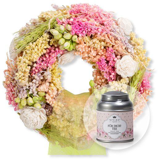 Türkranz Frühlingsfrische und Tafelgut Für Dich Tee