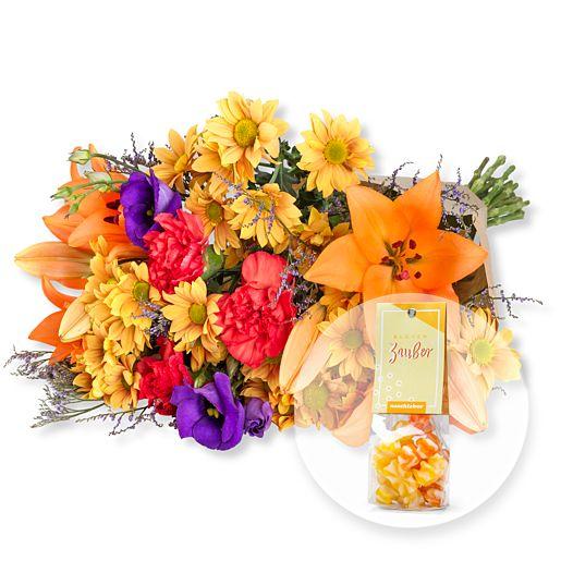 Samba und Fruchtgummi Blütenzauber