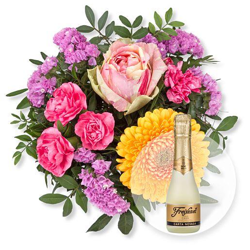 - Lovely und Freixenet Semi Seco - Onlineshop Valentins