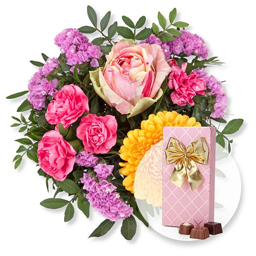 - Lovely und Belgische Pralinen Auslese - Onlineshop Valentins