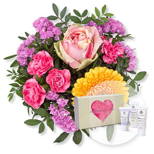 - Lovely und Handpflegeset Alles Liebe - Onlineshop Valentins