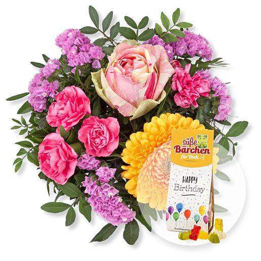 - Lovely und Fruchtsaftbären Happy Birthday - Onlineshop Valentins