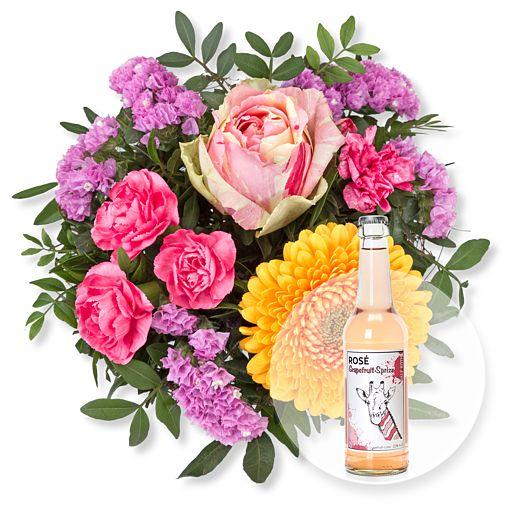 - Lovely und Rosé Grapefruit Sprizz - Onlineshop Valentins