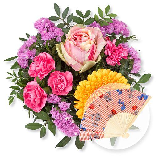 - Lovely und Bambus Fächer - Onlineshop Valentins