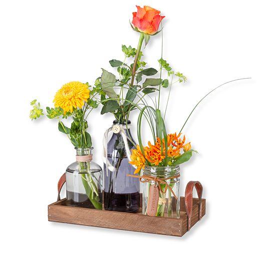 Vasen Set Sonnenschein
