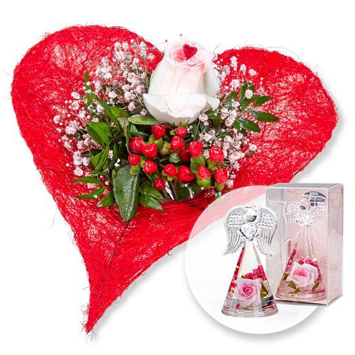 - Forever und Dreamlight Rosen Engel - Onlineshop Valentins