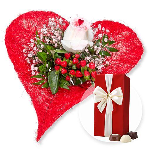 - Forever und Belgische Pralinen - Onlineshop Valentins