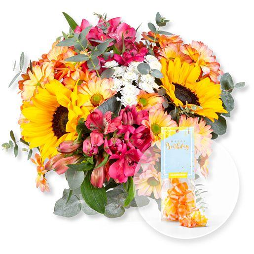 - Sunny Day und Fruchtgummi Happy Birthday - Onlineshop Valentins