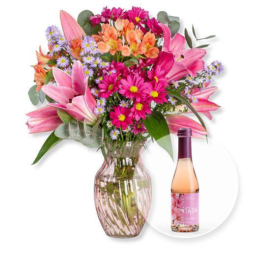 Nützlichblumen - Beautiful Day und Kirschblüten Secco - Onlineshop Valentins