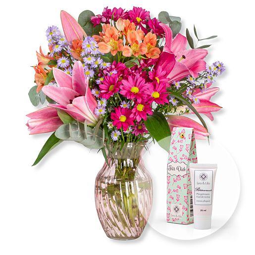 Nützlichblumen - Beautiful Day und Blütenrausch Pfingstrosen Handcreme Für Dich - Onlineshop Valentins