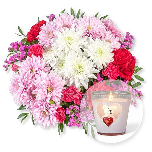 - Flair und Windlicht Bärenliebe - Onlineshop Valentins