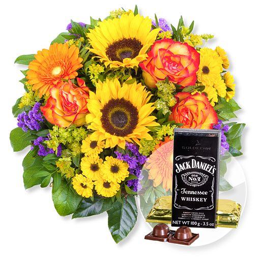 Sunny Day und Jack-Daniels-Schokolade
