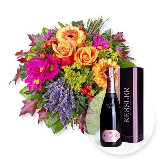 Provence und Kessler Rose Sekt