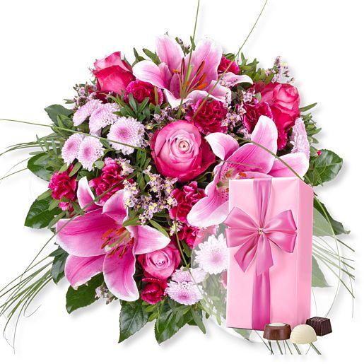 Nützlichblumen - Chanson und Belgische Pralinen - Onlineshop Valentins